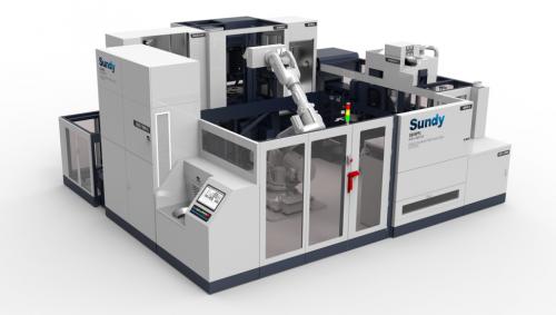 SDRPS Robotic Sample Preparation System