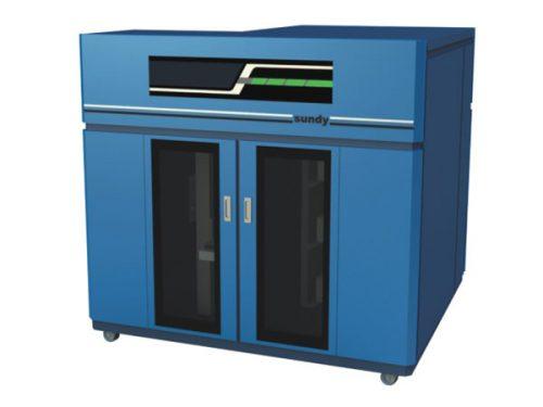 Sistema de prueba de humedad total en línea SDOMT