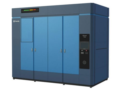SDASC Automatic sample storing & checking cabinet